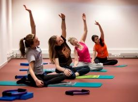 UM Sports Pilates