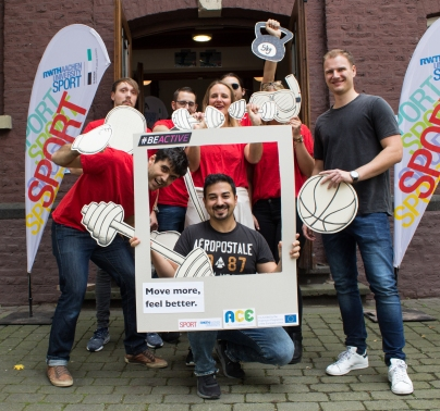 Active Dance Break Aachen 2017